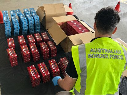 Illicit Tobacco Taskforce Targets International and Domestic Tobacco Smuggling Rings