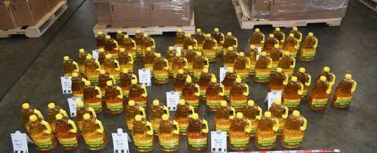 Victoria's second largest liquid meth haul worth $80.7 million seized