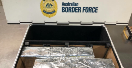 Two Sydney men arrested for importing cocaine