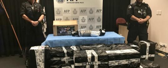 Pair Jailed Over Multi-Million-Dollar Adelaide Methamphetamine Import