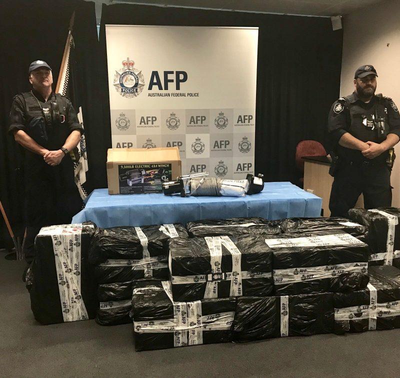 Pair Jailed Over 18kg Methamphetamine Import
